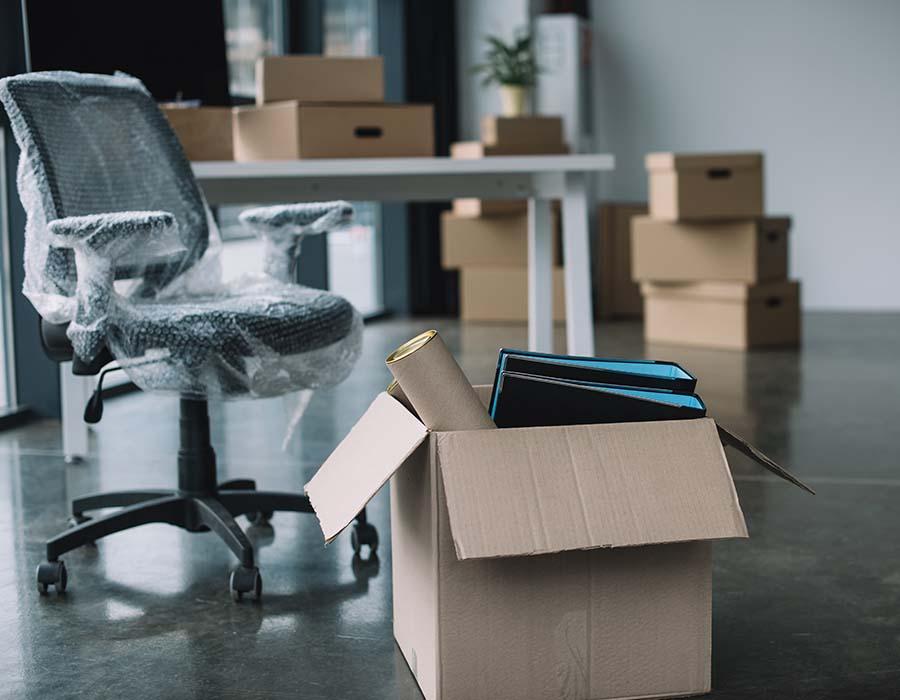 Devis déménagement d'entreprise et mutation de personnel